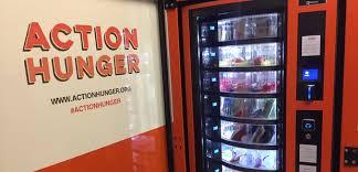 Roman Vending Machine Enchanting Nottingham Vending Machine For Homeless First Of It's Kind In UK