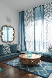 moroccan inspired furniture. Love The Way They Did Curtains Different Large Shapes Of Design And Moroccan Inspired Furniture M