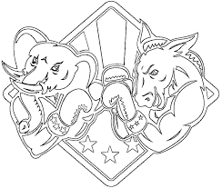 coloring pages election coloring pages us presidential election free