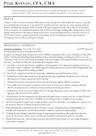 Assistant Controller Resume Examples Http Www Resumecareer