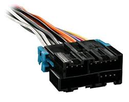amazon com metra 70 1858 radio wiring harness for gm 88 05 metra 70 1858 radio wiring harness for gm 88 05 harness