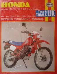 honda small capacity xl xr workshop manual haynes honda small capacity xl xr workshop manual