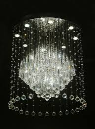 modern crystal chandeliers with regard to chandelier decorations 16