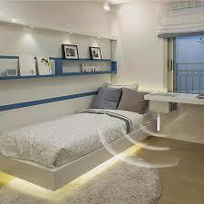 Image Motion Sensor Contemporist Led Strip Motion Sensor Strip Light Multifunctional Flexible Strip Furniture Lighting For Wardrobeshelfunder Bed Lights