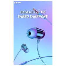 <b>Baseus Encok</b> Wired Earphone <b>H13</b> [Ready Stock]   Shopee Malaysia