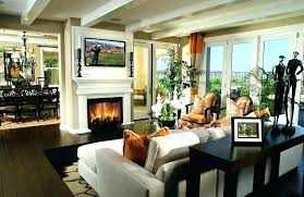 modern tv above fireplace design ideas fireplace