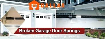 broken spring on garage door large size of garage super awesome how to open garage door