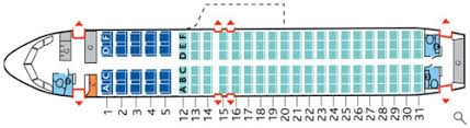 Air Canada Airbus A320 Jet Seating Chart 11 All Inclusive Airbus A320 100 200 Seat Chart