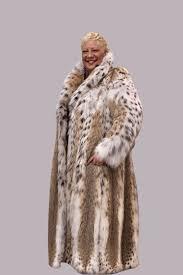 used cat lynx coat
