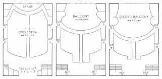Uptown Seating Chart Maui Arts And Cultural Center Seating Uptown Theater Napa