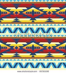 Native American Design Patterns