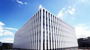 office facades. The Highest-class Office Building In Vilnius Will Have An Exceptional Facade Facades C