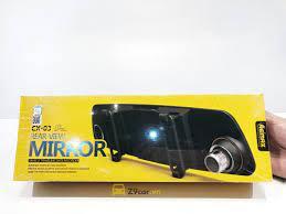 Camera hành trình Remax CX03 Mirror - Phụ kiện đồ chơi xe hơi chính hãng