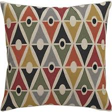 Crate And Barrel Decorative Pillows