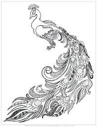 Free Coloring Book Images Peacock Coloring Page At Easy And Fun Free