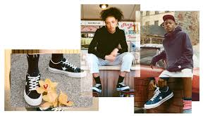 converse one star suede. get some texture one star in premium suede the \u002770s, sneaker was designed for basketball. then skateboarding happened and converse