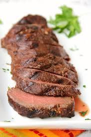 easy grilled venison backstrap bitz