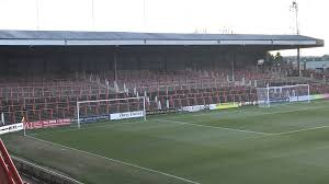 It's been quite a year for welsh football, and nick metcalfe has been searching the archives to bring us some special memories for. Wrexham Afc New Kop Stand And Conference Venue In Master Plan Bbc News