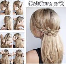 Coiffure Cheveux Lisse Et Long Coupe Cheveux Degrade