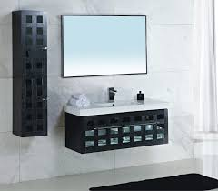 inch vanity floating bathroom vanities and sinks powder room custom with sink bath black l gloss furniture for space saving solution style tall