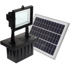 Ground Flood Light Solar Powered Flood Lights Outdoor Z Light Portable Desk