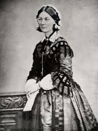 how florence nightingale cleaned up hell on earth hospitals and portrait of florence nightingale circa 1860