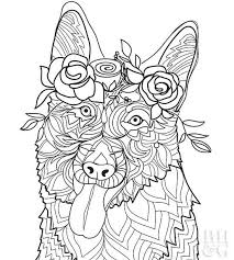 91 mandalas printable coloring pages for kids. Here Are 24 Free Pet Coloring Pages To Help You Relax Puppy Coloring Pages Dog Coloring Page Animal Coloring Pages