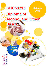 chc diploma of alcohol and other drugs