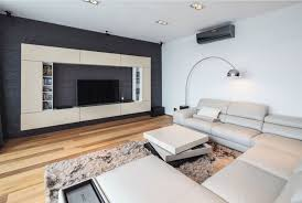 white fluffy rug living room. apartments:captivating studio apartments living room decor white u shape sectional sofa fluffy rug big