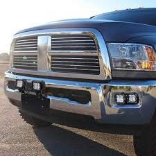 Dodge Dakota Light Bar Mounts
