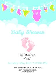 22 Best Baby Shower Invitation Templates Editable Psd Ai