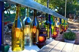 garden party lighting ideas. Backyard Lighting For A Party Garden Ideas Rainbow Glass Bottles Outdoor .