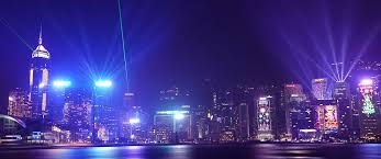 What Time Is The Light Show In Hong Kong Artists In Motion Featured Project A Symphony Of Lights