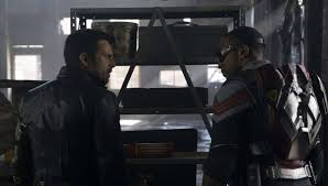 The Falcon and the Winter Soldier gets good luck wishes from iconic MCU duos