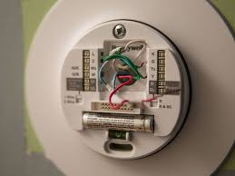 install the honeywell lyric thermostat like a pro cnet Honeywell Wi Fi Thermostat Wiring Diagram lyric smart thermostat product photos 12 jpg honeywell wi fi thermostat wiring diagram
