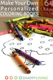 Free printable coloring pages for kids! Make Your Own Personalized Coloring Books Snappy Living