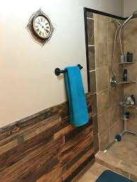 pallet wood wainscoting wood pallets walls this bathroom pallet wood project puts traditional wainscoting to shame