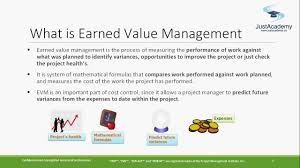 earned value management from control cost project cost  earned value management from control cost project cost management pmp® chapter 7