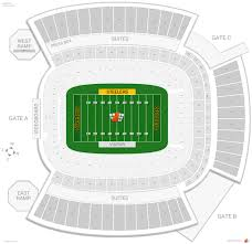 heinz field seating chart with row numbers