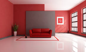 red is a vibrant color that gets the heart racing often associated with passion enthusiasm and courage although you can bathe an entire room in the warm