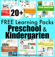 Free Printables And Learning Activities This Reading Mama