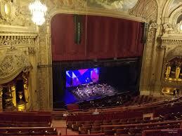 Chicago Theatre Balcony 1l Rateyourseats Com
