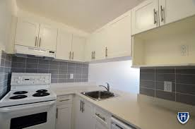 1 bedroom suites range from 500 650 sq ft renovated units are available with white quartz countertops subway tiled backsplashes environmentally efficient