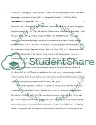 how hemingway able to stay creative essay example topics and how hemingway able to stay creative essay example