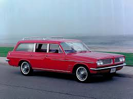 1962 Pontiac Tempest Pontiac Tempest Safari 2135 391963