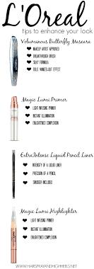 makeup tips l oreal walgreensbeauty cbias