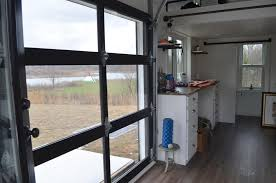 tiny house with garage. Garage Door - Latibule By Modern Tiny Living House With D