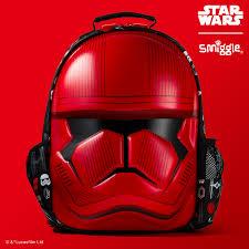 <b>Star Wars</b> First Order Sith Trooper Hardtop <b>Backpack</b> - Smiggle Online
