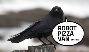 Crow Vending Machine Gorgeous Crow Vending Machine Robot Pizza Van Funny News Podcast