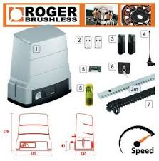 image unavailable image not available for colour electric gate motor sliding kit